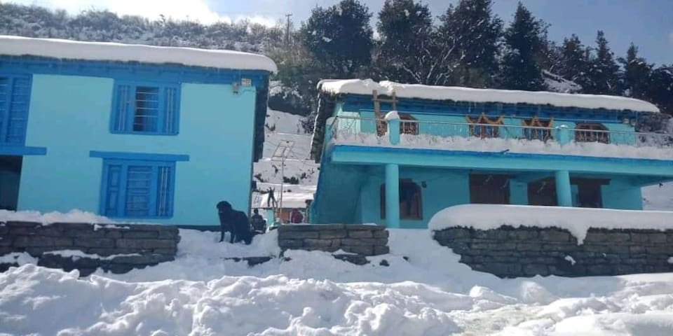 Sunderdhunga Glacier Homestay & Tour Plan
