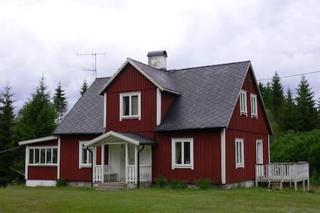 KLASSISK ØDEGÅRD I NORD SKÅNE - Casa