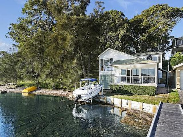 Watersedge on Lake Macquarie - Coal Point - Hus