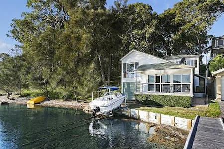 Watersedge on Lake Macquarie - Coal Point - Haus