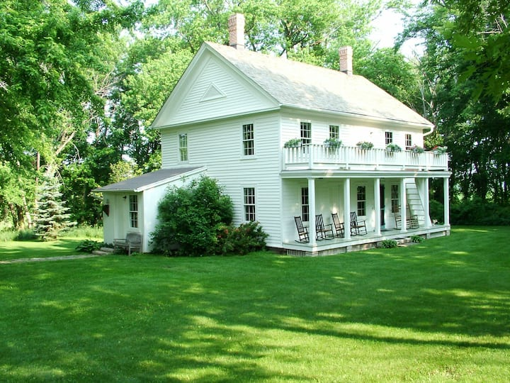 Thorstein Veblen Farm National Historic Landmark