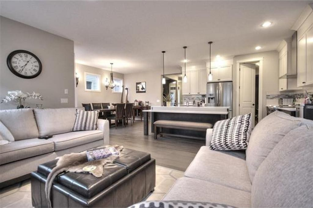 Living Room - Main Floor