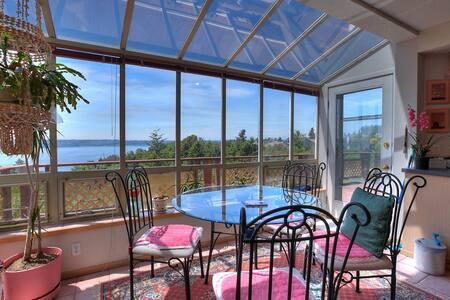 Spacious View-Home w/ Amazing Views - Tacoma