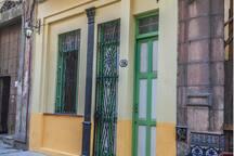Vista desde la calle Compostela