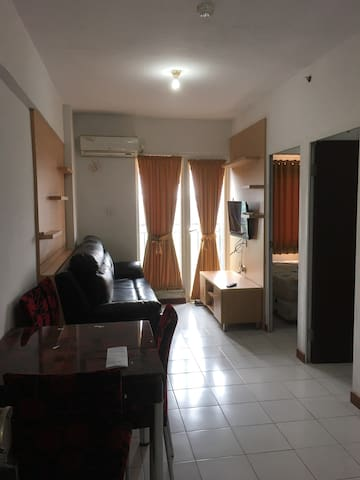 Cozy & Strategic Location Apartment - Bekasi