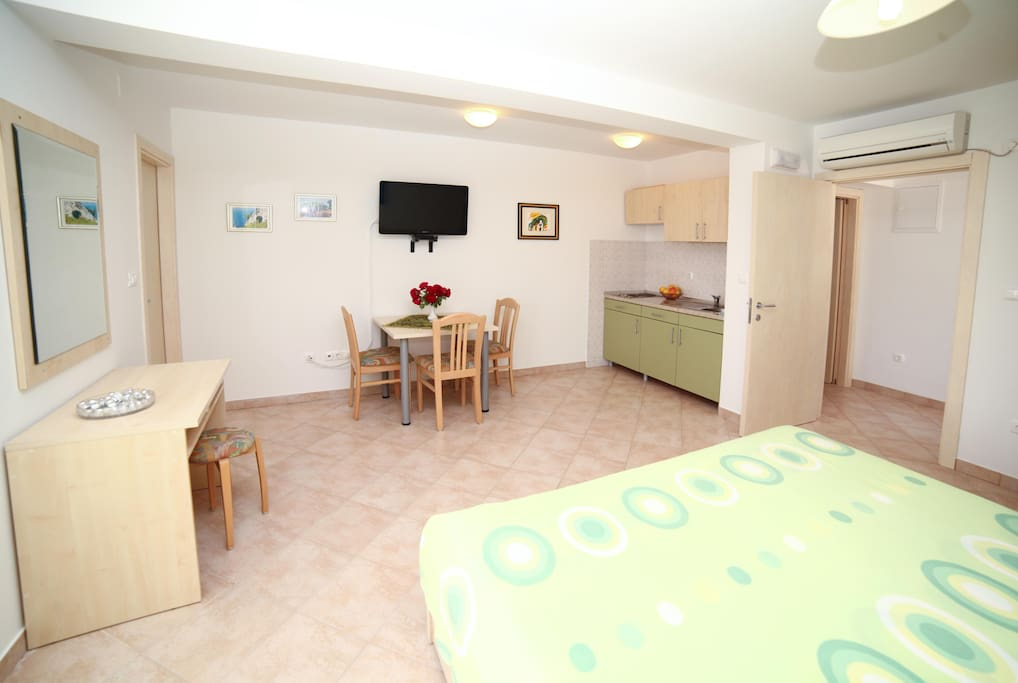 Studio Apartment Oliva