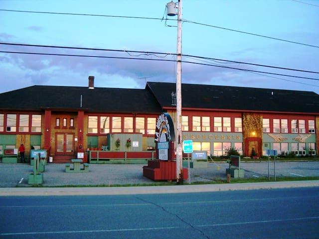 Chambre économique - Sainte-Anne-des-Monts - Autre