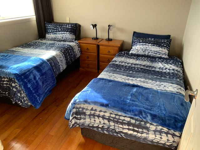 2nd bed room for two
