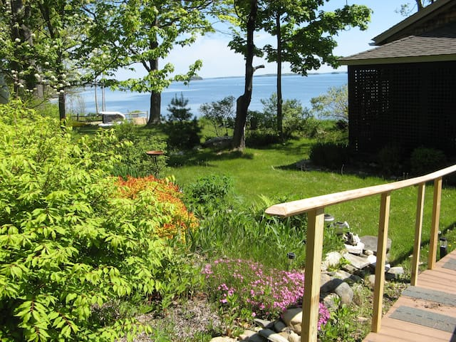 Island View Home - Chebeague Island - B&B