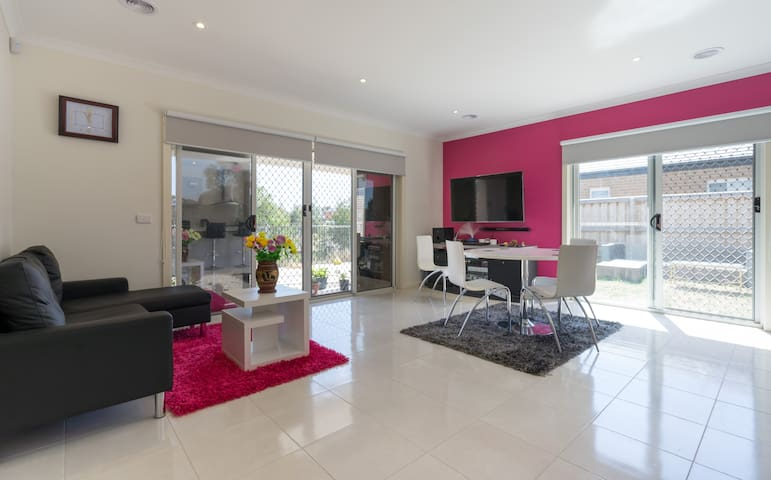 Lounge Room - With generous living space and a well-designed floorplan, this home is highly functional and practical.