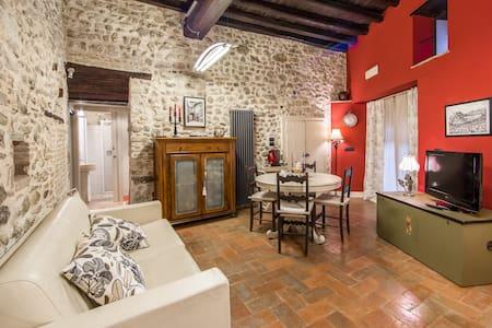 Porta Monterone al centro storico - Spoleto - Hus