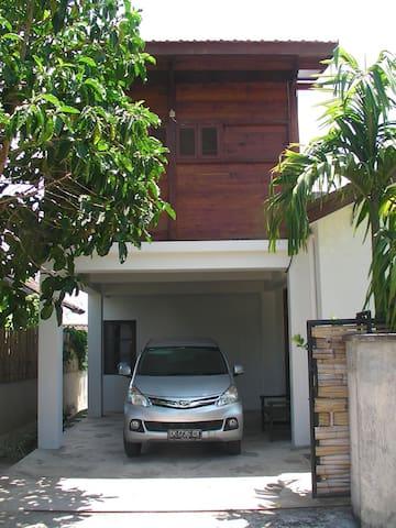 3 bed,2 story House,Pool,Ocean view -  Jimbaran - Casa