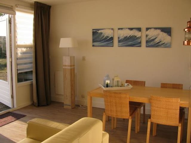 500m to beach + worldheritage site - Ameland - Apartment