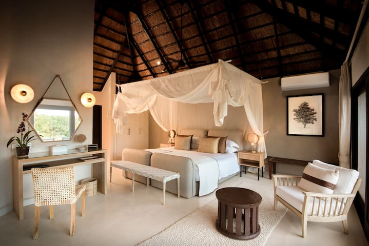 Luxury Suites at River Lodge