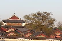 Changdeokgung Palace(UNESCO World Heritage)-3min walking distance from Dasom