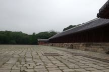 Jongmyo Shrine(UNESCO World Heritage)-7min waling distance from Dasom