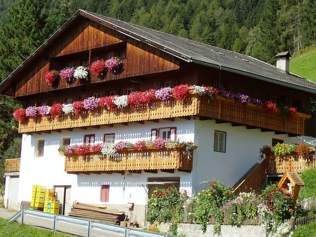 Bauernhaus Oberhof in Südtirol