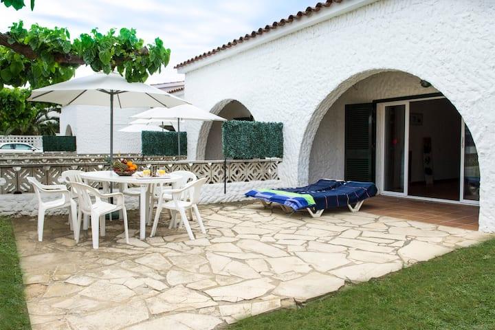 Casa Farigola, Casa  2hab PB con jardín privado