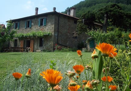 Charming spacious Tuscan farmhouse, pet friendly - Londa