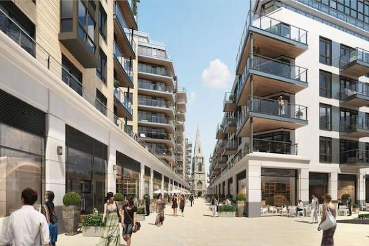 Single room close central London  - Greater London - Apartemen