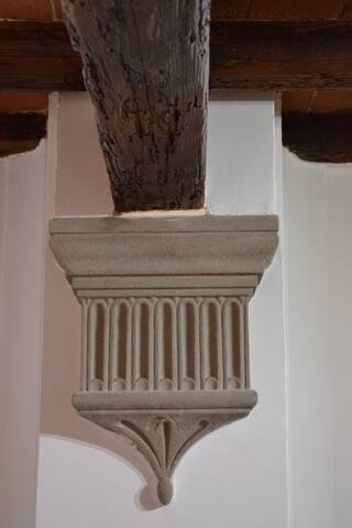 ancient detail