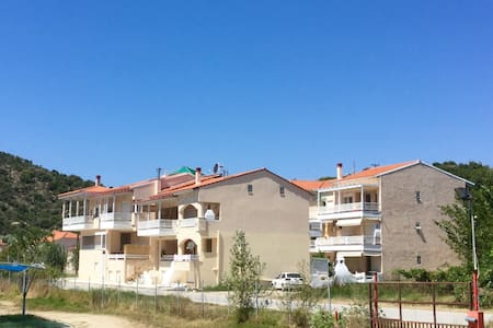 New house close to the beach and Mount Athos - 哈爾基季基(Chalkidiki) - 公寓