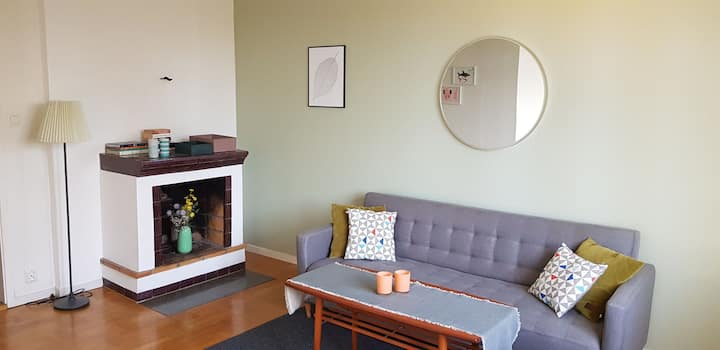 charming and cosy studio, access to large garden