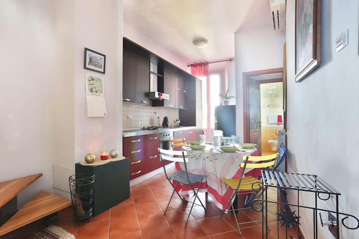 Appartamento  Azzurro Rosselli