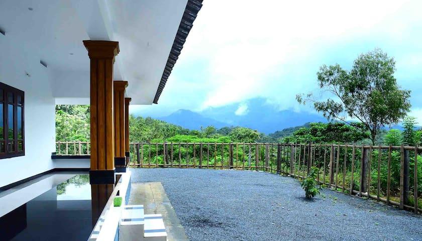 Chinar Service villa