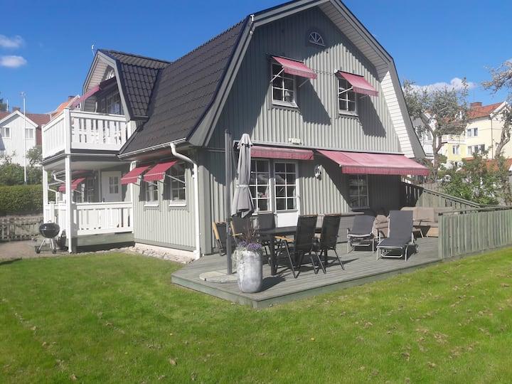 Villa i populära området Ekebäck / Göteborg