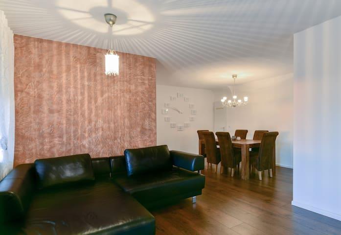 Hochwertige Wohnung bei HEIDELBERG - Leimen - Apartamento