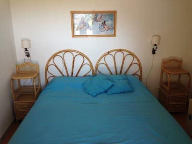 Marcelli centro, 2 camere a letti piani, terrazza abitabile. - Marcelli - Apartment