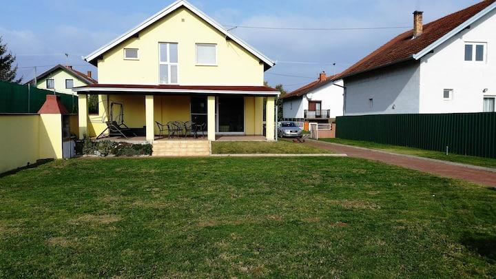 Private house for rent in Baranya, Croatia