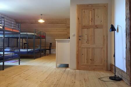 Vila Mangart - Room for group of friends - Bled