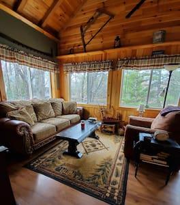The Loon Cabin at Loon Ridge