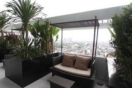 Modern apartment in Bangkok - Hiranruchi