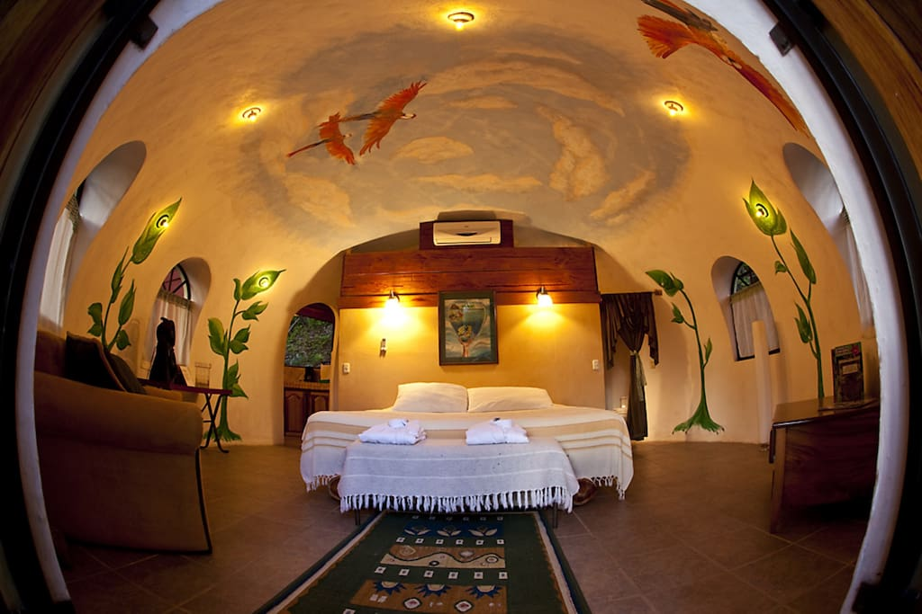 Main Bedroom - Dome
