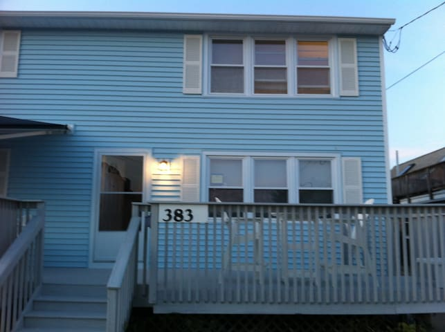 Surf City LBI 2 bedroom 1 bath Newly renovated
