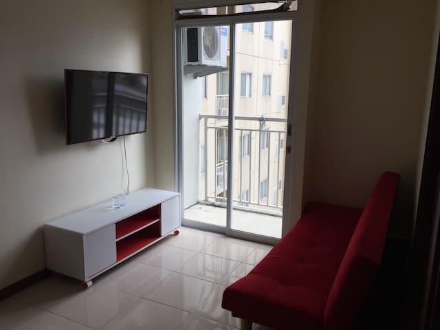 Bogor Brand New Apartment! - Bogor - Huoneisto