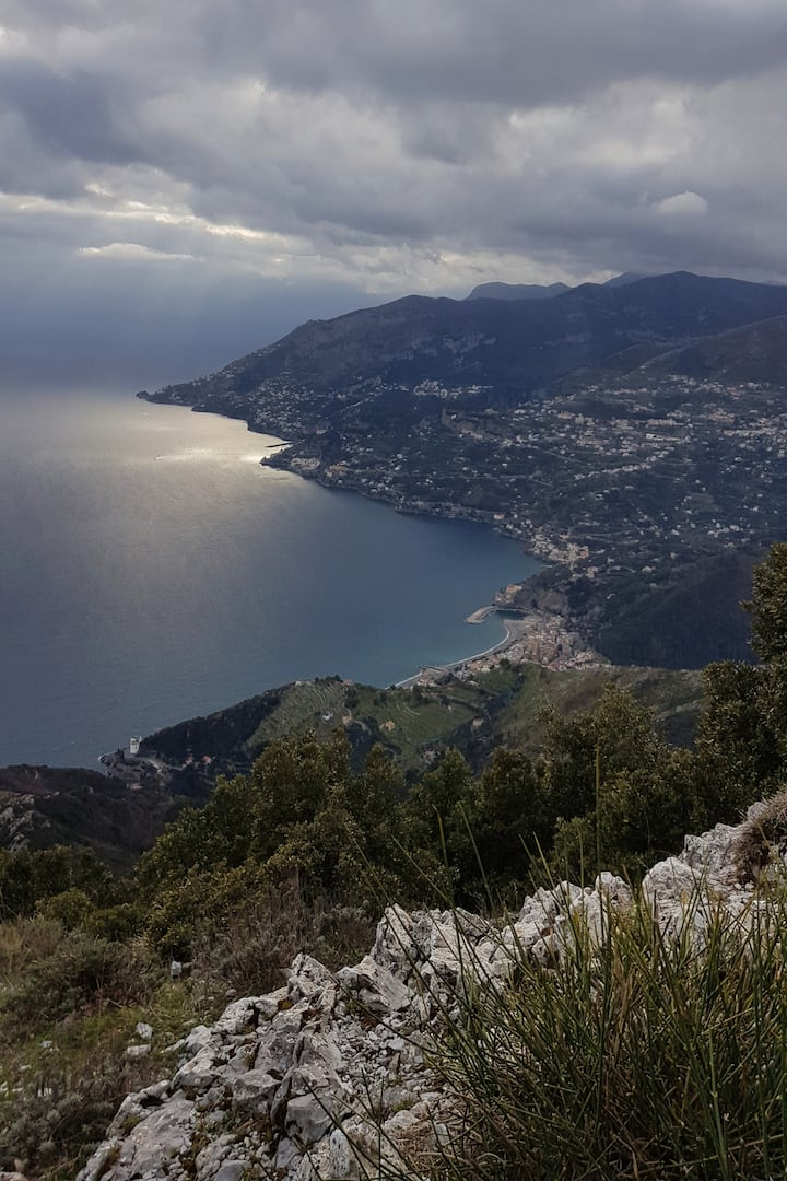 Maiori and Ravello