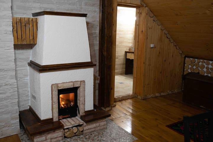 Casa Margau Apuseni ap 3 cozy with fire place