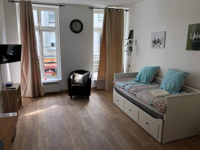 Studio meublé tout confort