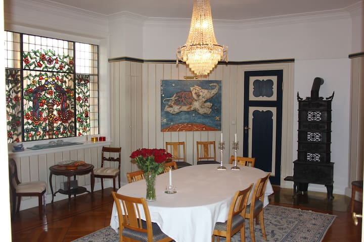 Upscale area in Frogner (Oslo west) - Oslo - Apartament