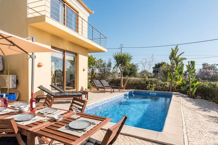 Private Pool | Parking | Terrace | Fully Equipped