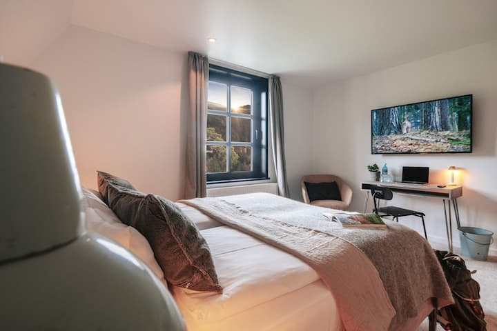Deluxe Doppelzimmer – Boutique Hotel THH622