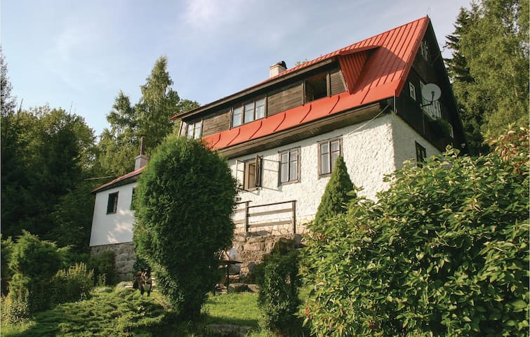 Holiday cottage with 4 bedrooms on 80m² in Josefuv Dul