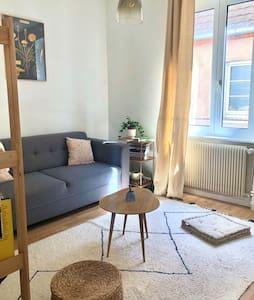 Agréable logement à deux pas du centre / Krutenau