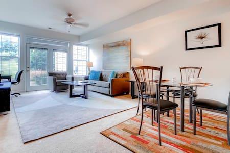 Luxury 2 Bedroom in Princeton - Принстон - Квартира