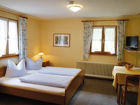 Schnurrenhof, (Seebach), Doppelzimmer