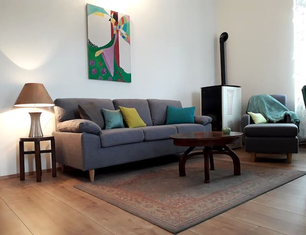 Comfortable, stylish place on the perfect location
